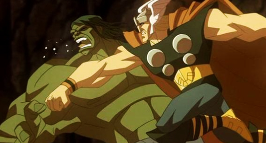 Netflix Review: Hulk vs. Thor