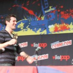 NYCC 2012: Firefly 10th Anniversary panel: Sean Maher
