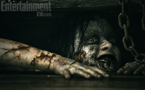 Evil Dead Remake Jane Levy Deadite