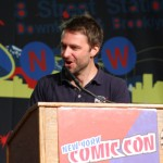 NYCC 2012: The Conjuring panel: Moderator Chris Hardwick