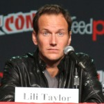 NYCC 2012: The Conjuring panel: Patrick Wilson