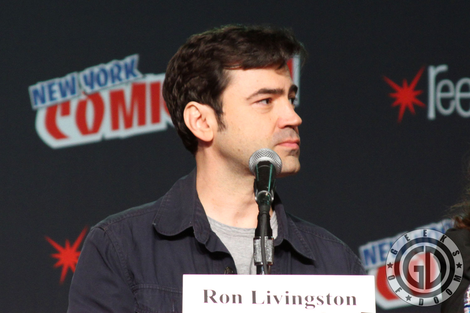 ron livingston family guy