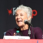 NYCC 2012: Batman: The Dark Knight Returns, Part 2 panel: Andrea Romano