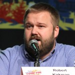 NYCC 2012: The Walking Dead panel: Robert Kirkman