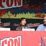 NYCC 2012: The Walking Dead panel: Andrew Lincoln, Gale Anne Hurd, and Robert Kirkman