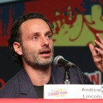 NYCC 2012: The Walking Dead panel: Andrew Lincoln
