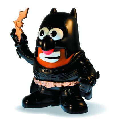 Mr Potato Head DC Spuds Batman Dark Knight