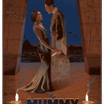 Laurent Durieux The Mummy
