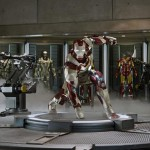 Iron Man 3 Mark XLVII Armor
