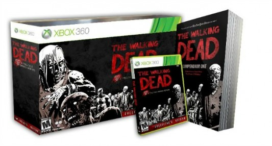 The Walking Dead Game Bundle Image