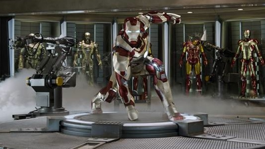 Iron Man 3 Trailer Header