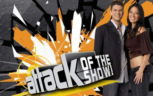 Attack of the Show Image