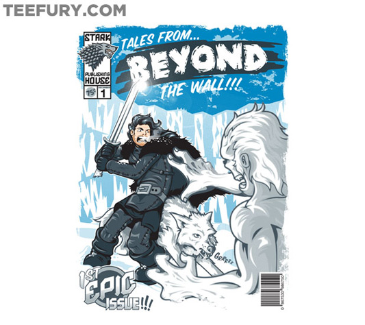 Game Of Thrones - Tales From Beyond the Wall