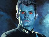 What will happen to Grand Admiral Thrawn now?