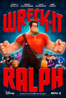 Wreck-It Ralph Poster