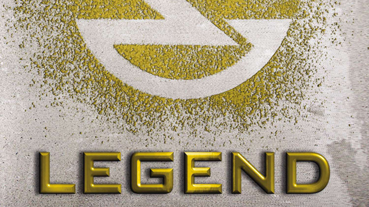 Legend giveaway header