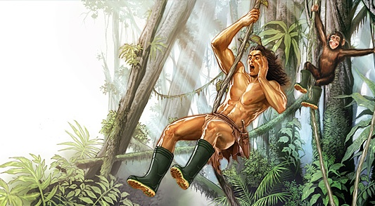 Tarzan Header