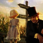Oz The Great And Powerful James Franco & China Doll