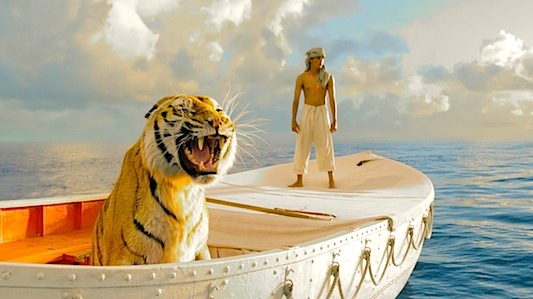 Life of Pi: Richard Parker