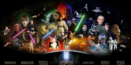 Star Wars Saga Header