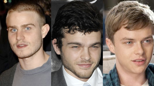 Brady Corbet, Alden Ehreneic, and Dane Dehaan