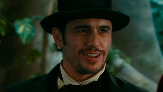 Oz: The Great And Powerful Header James Franco Header
