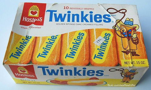 Twinkies Older Box