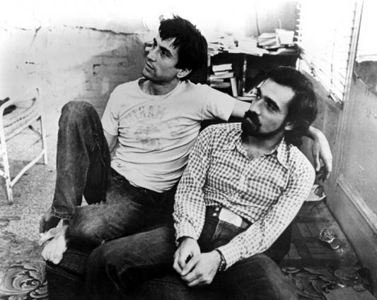 Scorsese and Deniro
