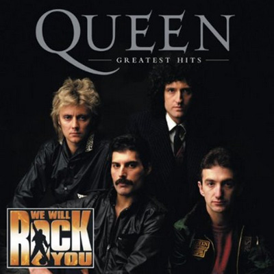 Queen - Greatest Hits We Will Rock You Edition