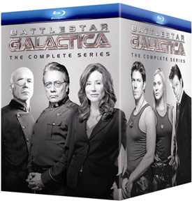 Battlestar Galactica Blu-ray box set