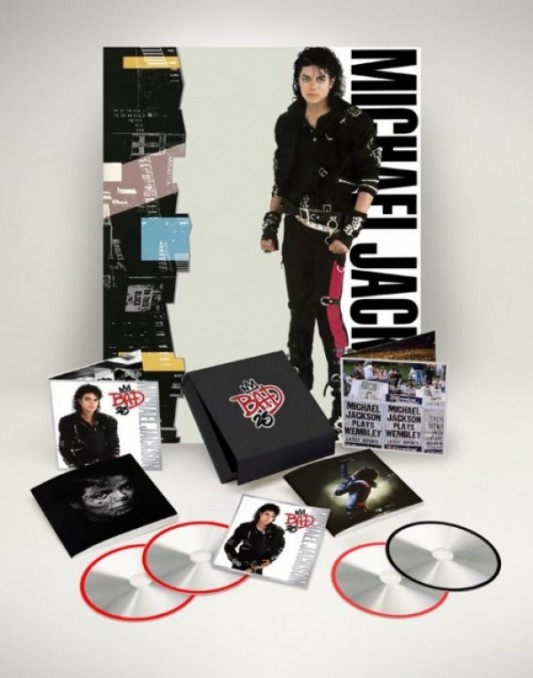 Michael Jackson Bad 25 Box Set