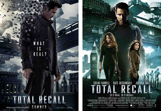 Total Recall: Marketing