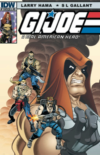 G.I. Joe #185