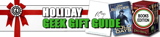 Holiday Geek Gift Guide 2012: Books and eBooks