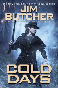 Jim Butcher: Cold Days