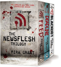 The Newsflesh Trilogy Boxed Set