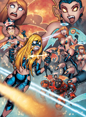 Empowered Special #3 cover