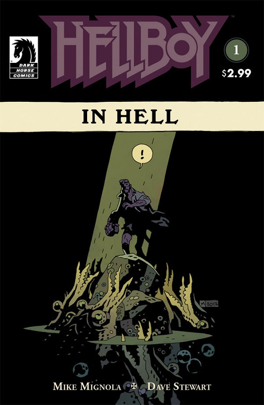 Hellboy in Hell