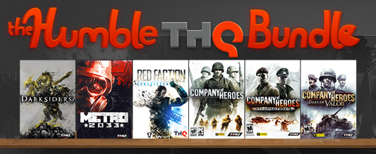 THQ Humble Bundle