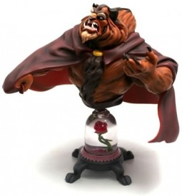Beauty and the Beast - Beast Bust