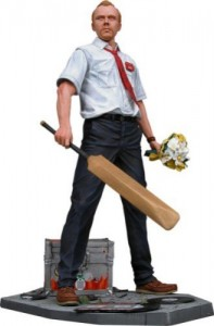 12-Inch Talking Shaun of the Dead Figure