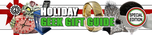 Holiday Geek Gift Guide 2012: Specialty Items