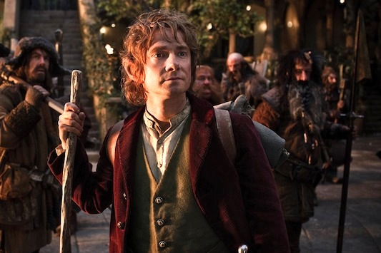 The Hobbit: Martin Freeman