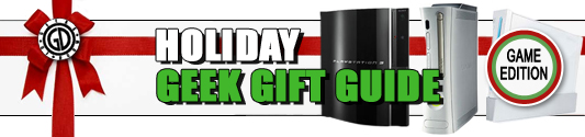Holiday Geek Gift Guide: Video Games