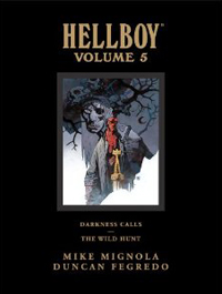 Hellboy Library Edition, Volume 5