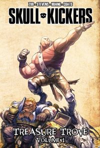 Skullkickers, Volume 1