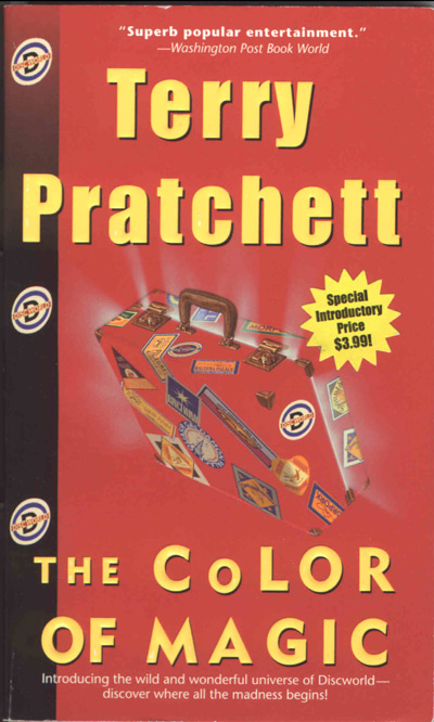 The Color of Magic Discworld
