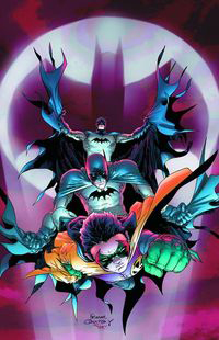 Absolute Batman and Robin: Batman Reborn