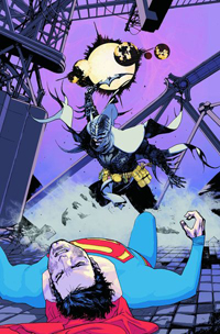 Superman Batman: Sorcerer Kings