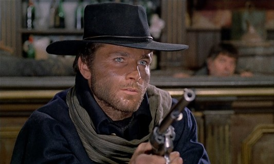 Franco Nero in Django Image